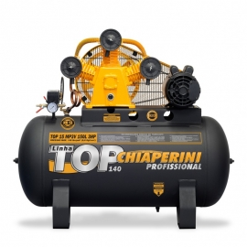 COMPRESSOR AR TOP15 MP3V 150L TRIFASICO 17075