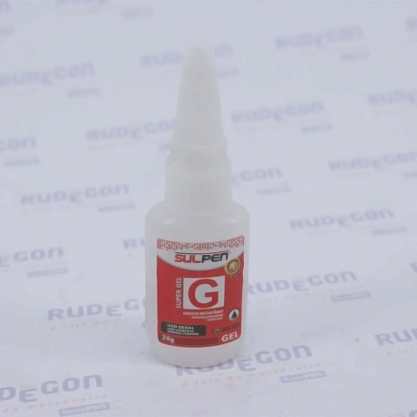 COLA CIANO GEL 20gr SUPERGEL