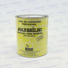 CERA MAX BRILHO INCOLOR 900ml